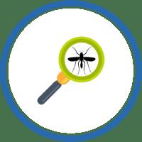 Icono servicio de investigación de plagas