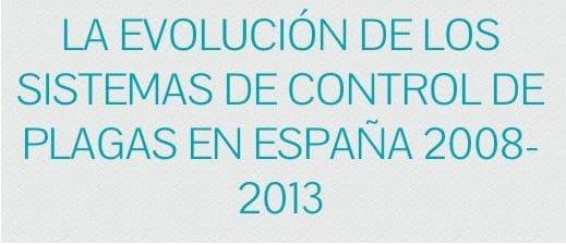 Infografía sobre los sistemas de eliminación de plagas en España